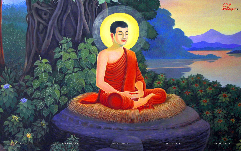 Bhagwan Gautam Buddha Wallpaper Download