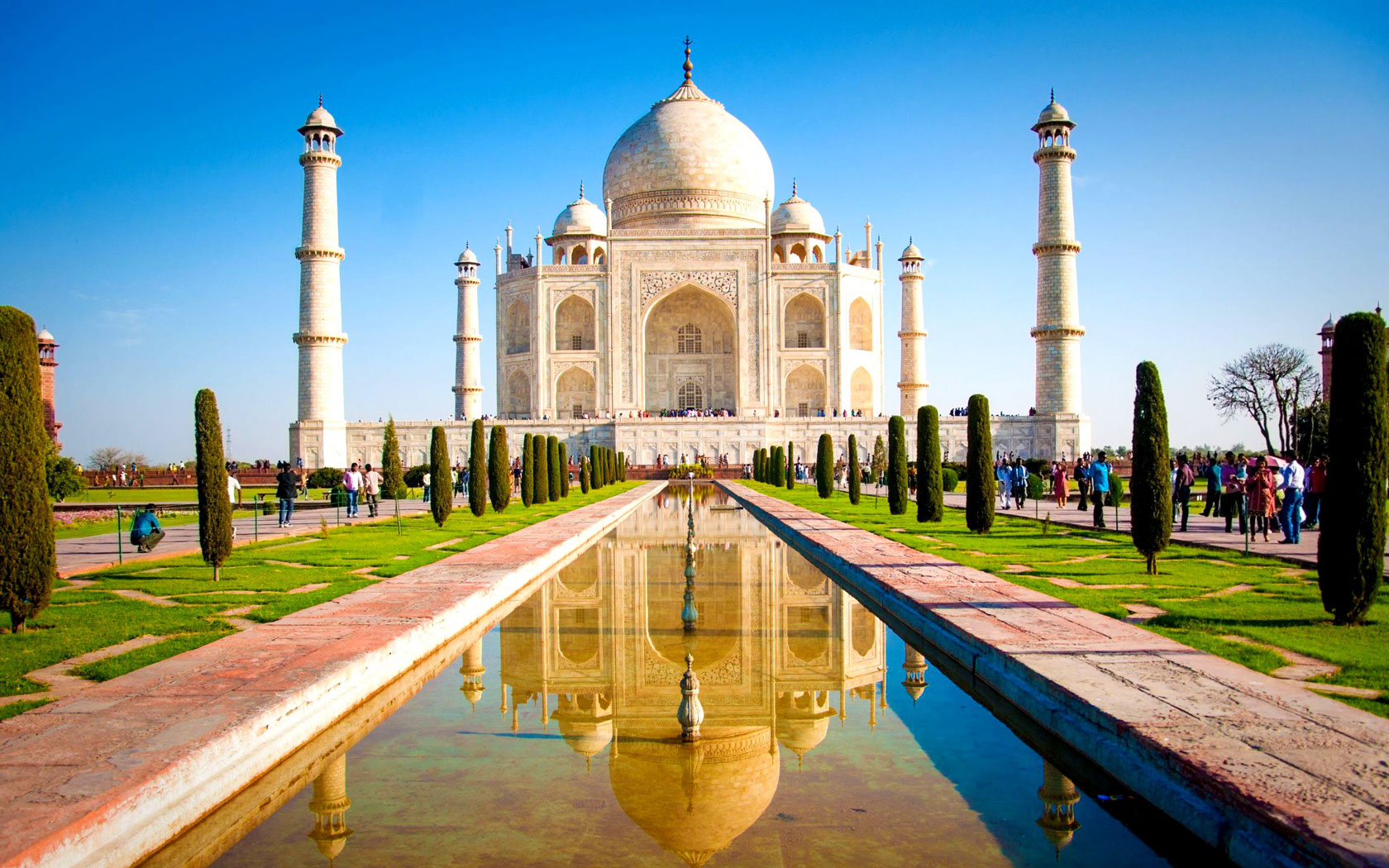 Full Hd Taj Mahal Pic For Pc Wallpaper Vinnyoleo Vegetalinfo