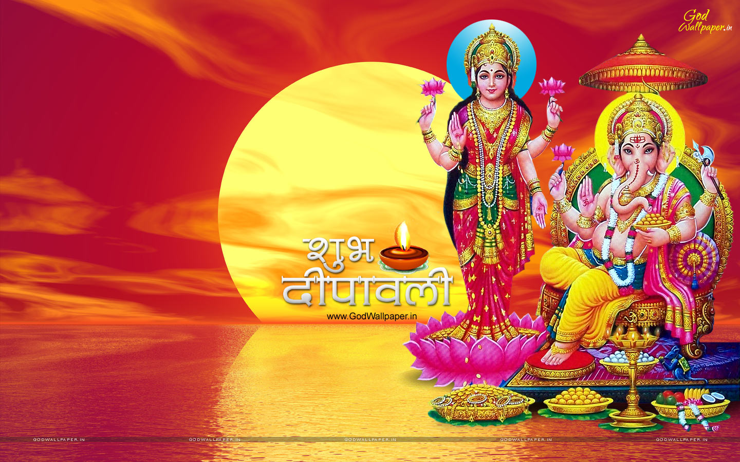 Laxmi Ganesh Wallpapers Full Size Hd Download