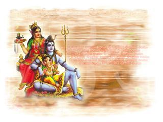 God Shiv Parivar Wallpaper For Desktop