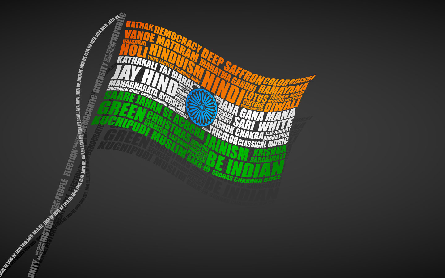 Indian Flag Hd Wallpapers Free Download