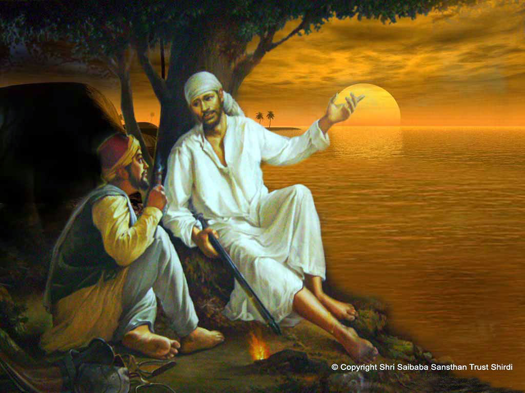 Saibaba Photos Wallpaper Download